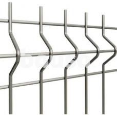 Segmentinė tvora, karštai cinkuota, 2500 x 1530 mm (4,0 mm)