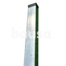Tvoros stulpas 60 x 40 x 2000, cinkuotas