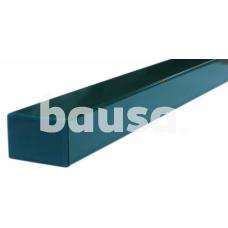 Tvoros stulpas 60 x 40 x 1700 mm, žalias
