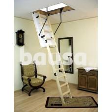 Apšiltinti palėpės laiptai, 120 x 60 cm
