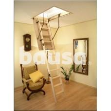 Palėpės laiptai Standart 120 x 60 cm