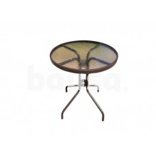 Sodo stalas, apvalus, DN 60 x 70 cm