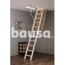 Palėpės laiptai MINKA, Standard ISO Plus