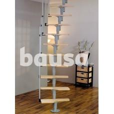 Moduliniai palėpės laiptai MINKA, Twister