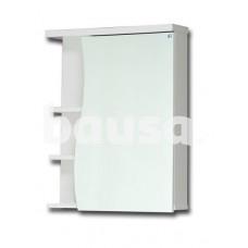 Vonios spintelė RB BATHROOM Piano RV55M, su veidrodžiu