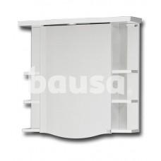Vonios spintelė RB BATHROOM Piano RV70M, su veidrodžiu
