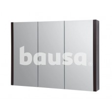 Vonios spintelė RB BATHROOM Serena, su veidrodžiu, 90 x 12 x 65 cm