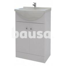 Vonios spintelė RB BATHROOM Piano VA55-1/P, su praustuvu
