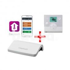 Priedas valdymui mobiliuoju telefonu per Wi-Fi Bridge Cozytouch ir patalpos termostatas Navilink A59 (komplektas)