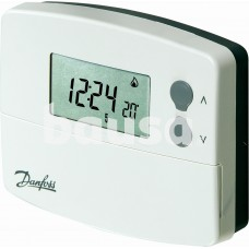 Programuojamas patalpos termost. TP5001 (24 val. ir 5d./2d., baterijų energija)