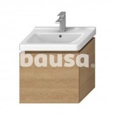 Spintelė Cubito-N 540x480x399 mm, stalčius praustuvui 8.1042.2, ąžuolo spalvos
