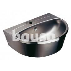 Nerūdijančio plieno plautuvė SLUN 01, 560x435x185 mm