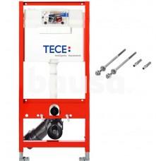 TECEbase WC modulis 3/6ltr. (2in1), su tvirtinimo varžtais M12