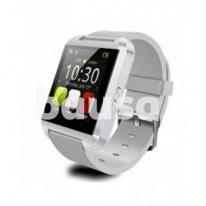 Baltas išmanusis laikrodis (U8)