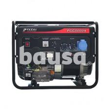 Vienfazis generatorius PEZAL PGG8000X