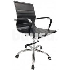 Biuro kėdė VANGALOO DM8132, juoda