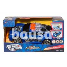 Žaislinis lenktyninis automobilis su šviesomis ir garsu, 25 cm