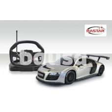 Radijo bangomis valdomas automobilis RASTAR Audi R8