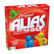 Stalo žaidimas TACTIC Alias Original