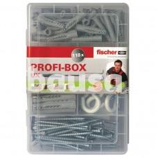 Rinkinys UX PROFI-BOX 118 vnt.