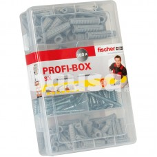 Rinkinys SX PROFI-BOX 160 vnt.