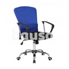 Biuro kėdė AEX Chrom Blue