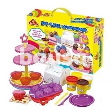 Modelino rinkinys Dough My Cake Workshop 3202