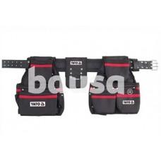 Diržas įrankiams su kišenėmis 120 cm YATO YT-7400