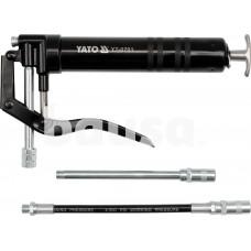 Pistoletas tepalui 120 ml, aliuminis Yato YT-0701