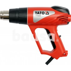 Techninis fenas 2000 W, 70-550°C YATO YT-82288