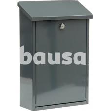 Dėžutė pašto pilka 400x250x100 mm VOREL 78571