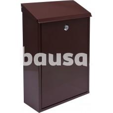 Dėžutė pašto ruda 400x250x100 mm VOREL 78572