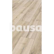 Laminuotos medienos plaušo grindys Rustic Oak R1006