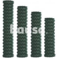 Regztas tinklas, žalias, 2,5 x 50 x 50 mm, 25 m
