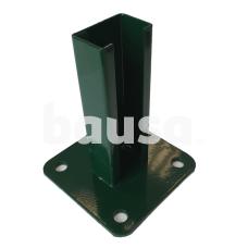 Stulpo plokštė, žalia, 150 mm