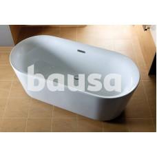 Laisvai pastatoma akrilo vonia Laguna, Zara 169x80