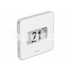 Šildomų grindų automatika Uponor Smatrix Pulse, Termostatas D+RH Style T-169 baltas