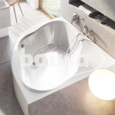 Kampinė vonia Ravak NewDay, 140x140