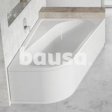 Apdailos plokštė voniai Ravak Chrome, 160x105, dešininė