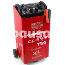 Akumuliatoriaus pakrovėjas su užvedimo funkcija CLASS-750 MAR-POL
