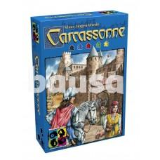 Stalo žaidimas BRAIN GAMES Carcassonne Baltic