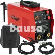 Suvirinimo aparatas 250 A 9,5 kW 230 V (IGBT-250 V)