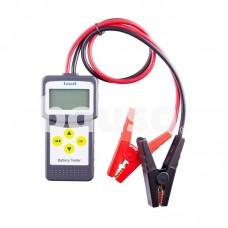 Skaitmeninis akumuliatoriaus-baterijos testeris 12 V