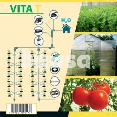 Individuali laistymo sistema VITA T, SANUS šiltnamiams