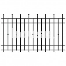 Dekoratyvinės tvoros segmentas Brema, 1175 x 2000 mm