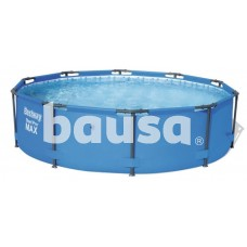 Surenkamas baseinas su filtru BESTWAY Steel Pro Max, 427 x 84 cm