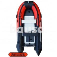 Pripučiama valtis PROMARINE DELUXE 380AL juoda/oranžinė