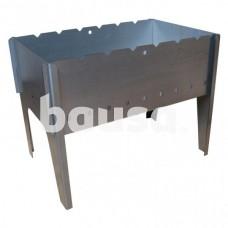 Šašlykinė TONAR surenkama 490 x 280 x 370 mm