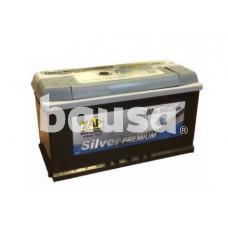 ZAP 100 Ah Silver premium akumuliatorius