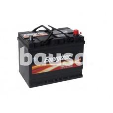 ENERGIZER 68 Ah Plus (-+) akumuliatorius